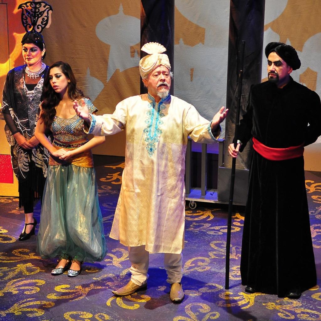 Aladdin Dual Language Edition