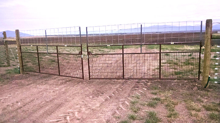 Fixed Knot - 6.5' Elk Fence