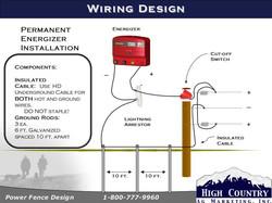 Wiring Lightning Arrestor specs