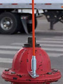 hydrant marker