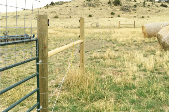 7-Wire Stackyard Elk Fence