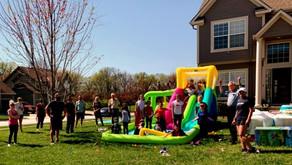 Bestway Slide Into Spring Break Party!