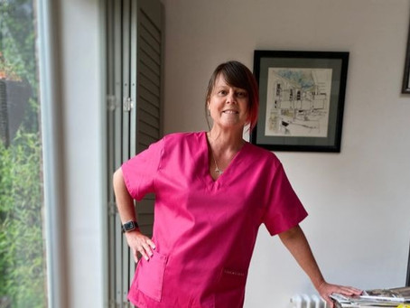 Our CEO and Friends Take Local, Social Action to Supply Scrubs to NHS