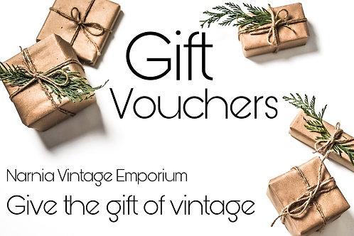 €20.00 gift voucher