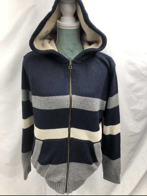 Vintage Heavy Fleece Jacket