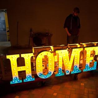 Home Sweet Home (process)