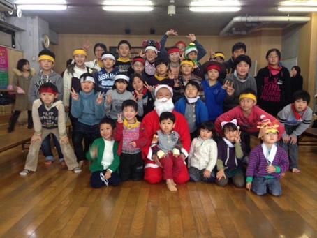 平成25年度クリスマス会