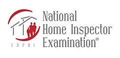 Comprehensive home inspector examination.