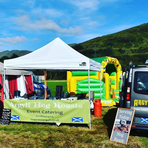 Fab weather at this years #dalmallyshow.