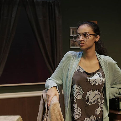 Becca Khalil as Ani in BrainPeople