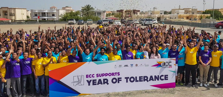 ECC Group held one of the Largest Sports Day in Dubai