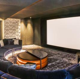 Cinema Room & Kids Play Area