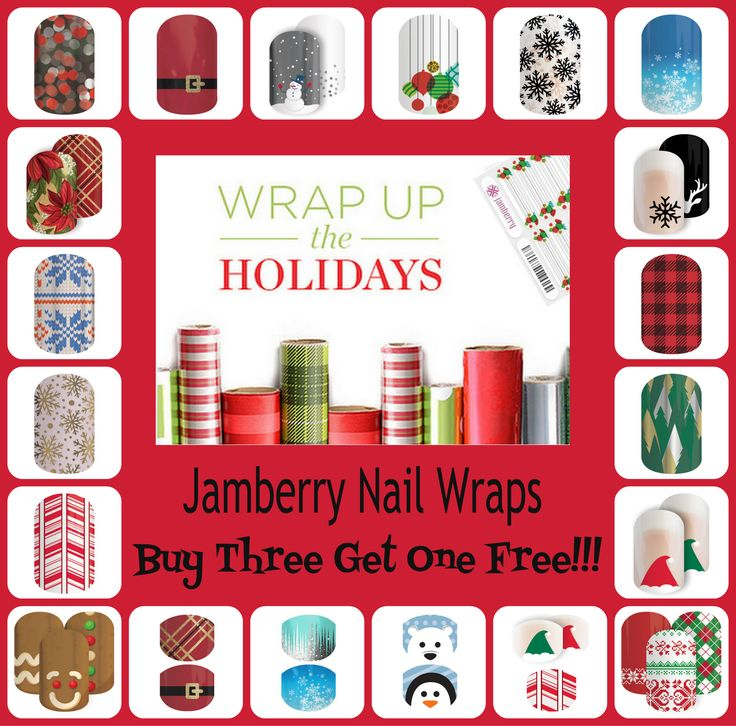 Are Your Nails Christmas Ready
