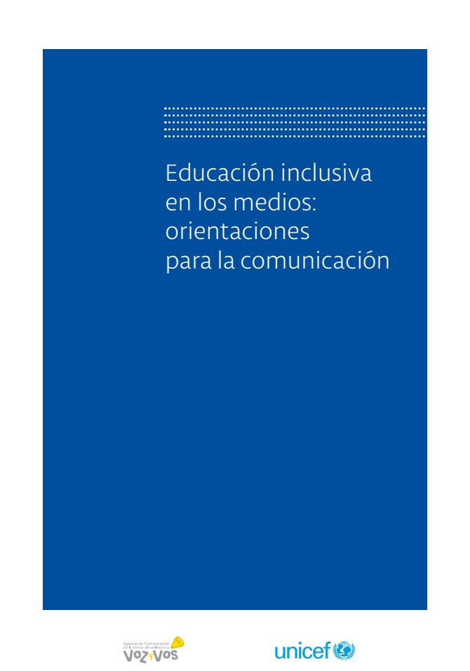 Educación inclusiva en los medios