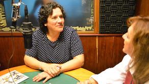 Susana Aliano Casales: la discriminación en la infancia