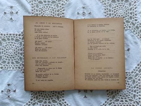 La autora del mes: María Adela Bonavita