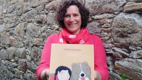 Susana Aliano, autora de Chiche, mi ovejero
