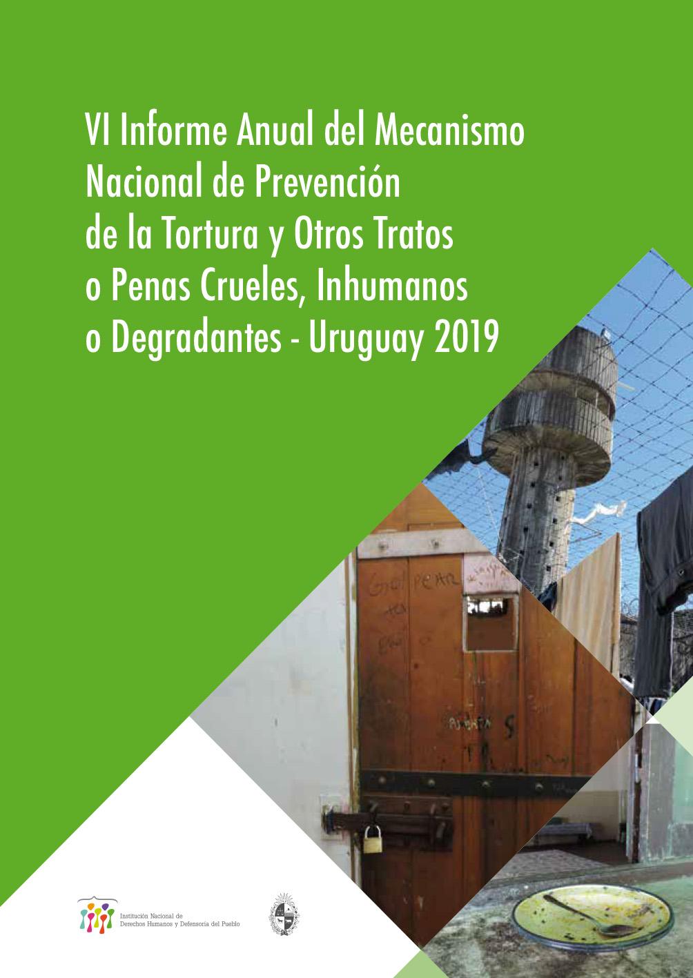 Informe 2019 Mecanismo de Prevención de la Tortura