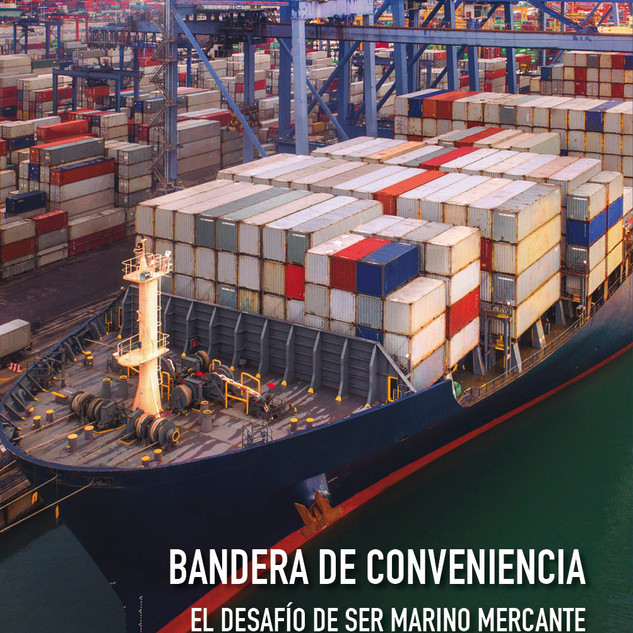 Convenience flag. The challenge of being a merchant seaman