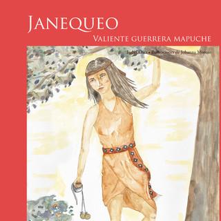 Janequeo. Brave Mapuche Warrior