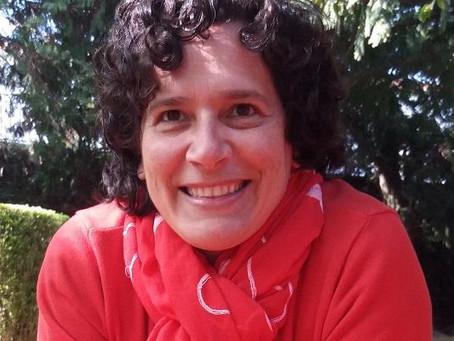 Susana Aliano y los vientos de la literatura