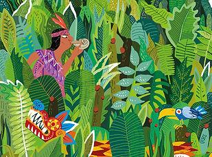 Leyendos y cuentos indigenas de hipanoam