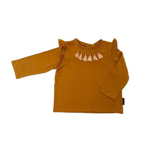 Teeshirt ALBA camel