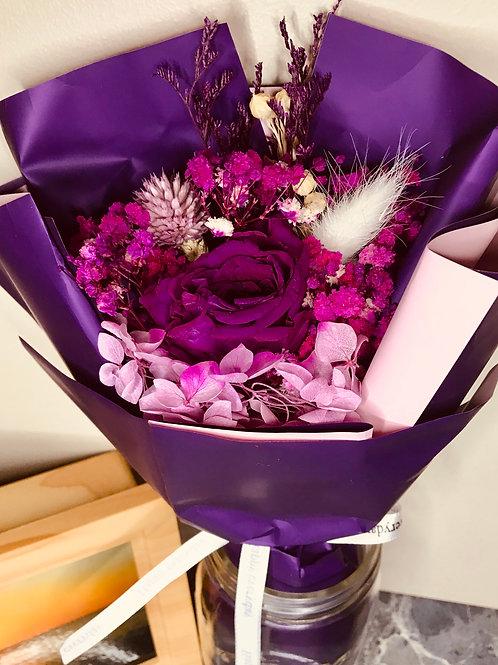 Preserved Eternal Flower Bouquet