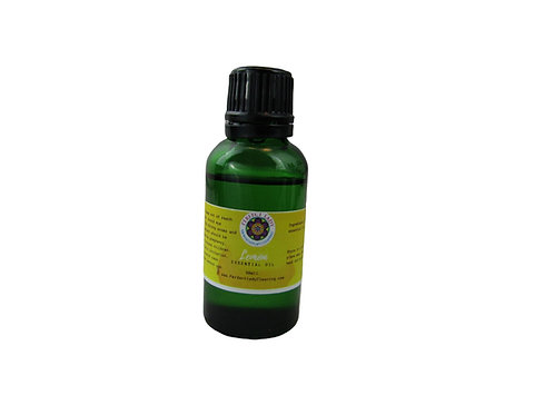 Lemon Essential oil(.34 Oz)
