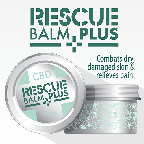 Rescue Balm Plus (750mg)