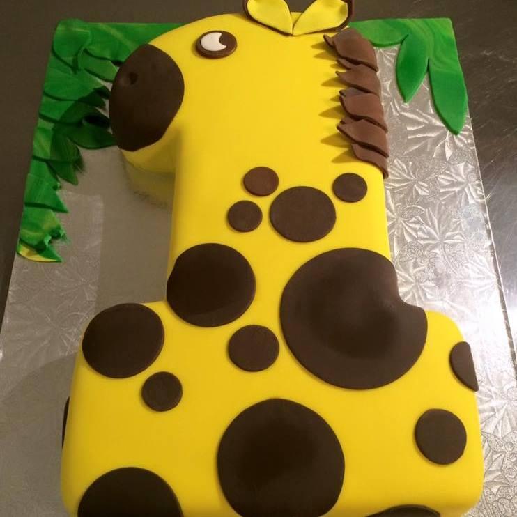 #1 Giraffe