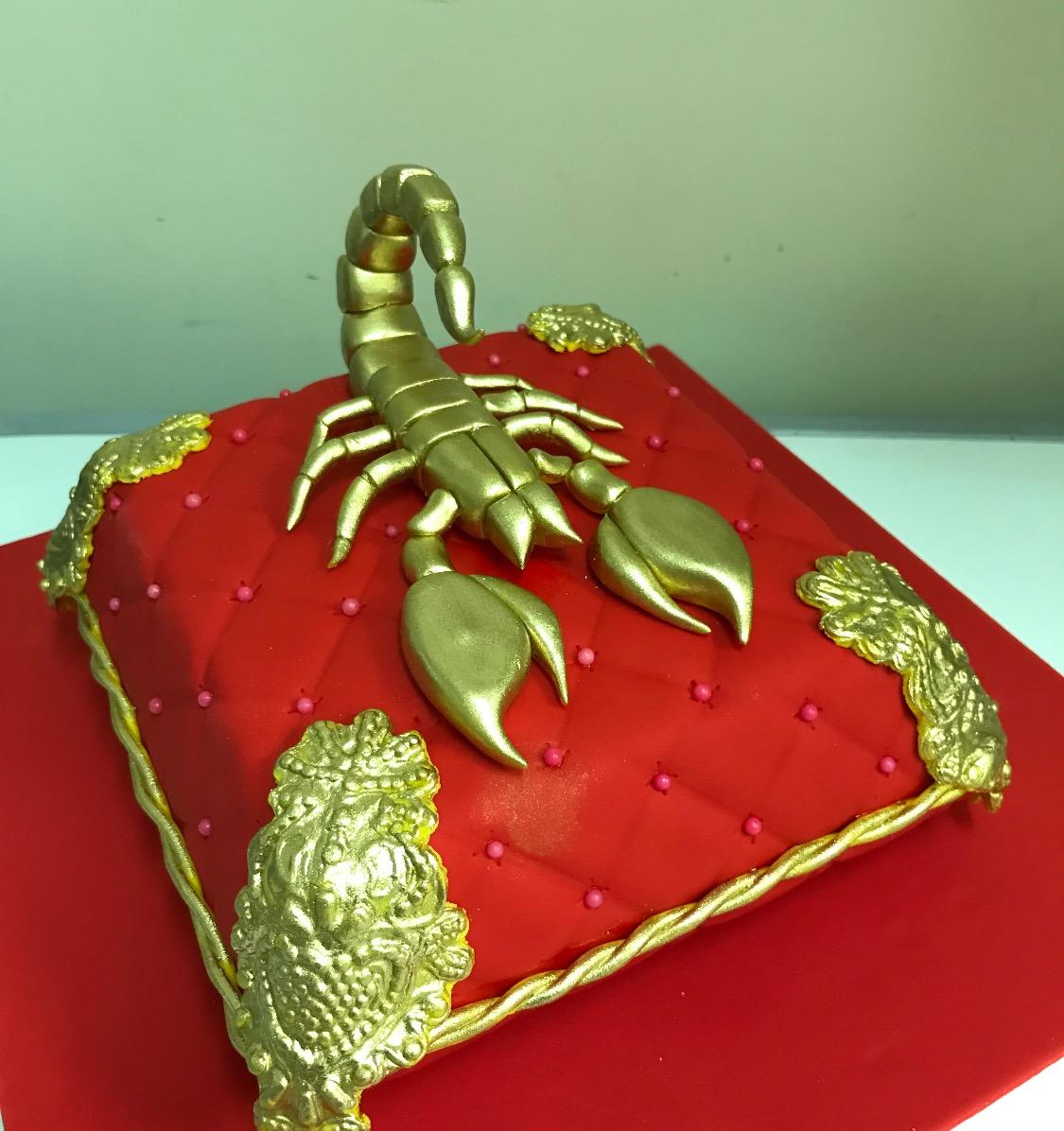 Scorpio Birthday