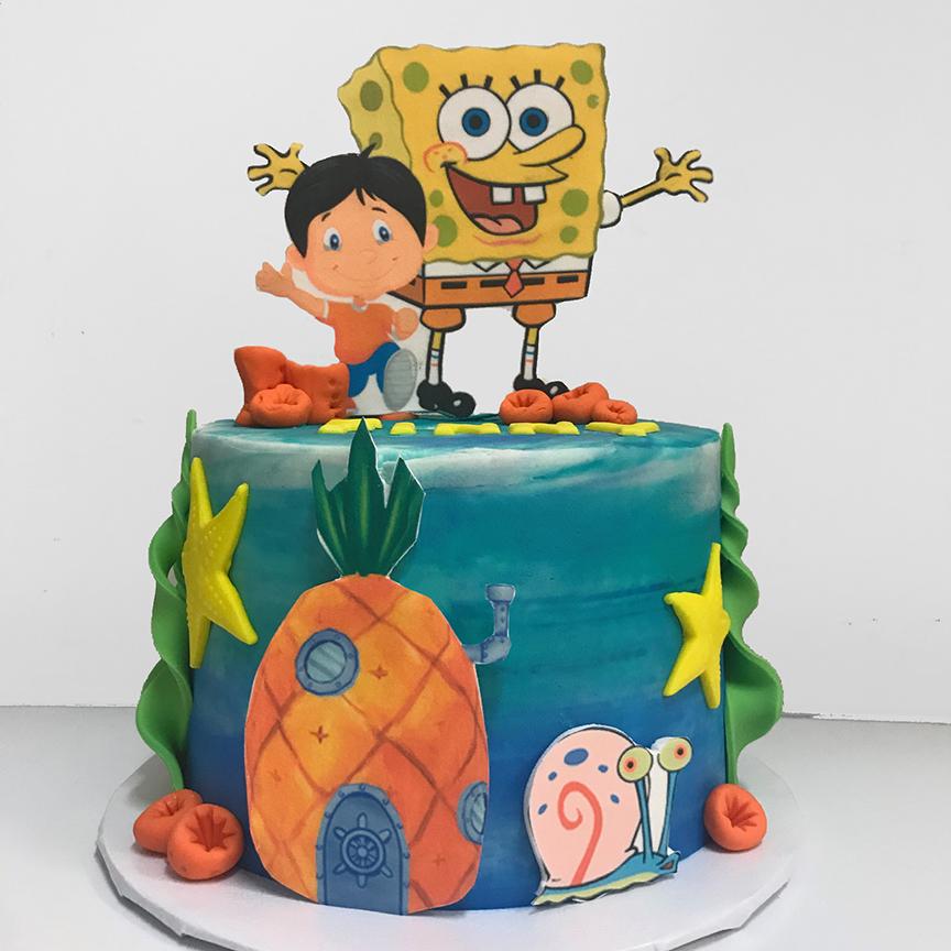 2019-spongebob&kid