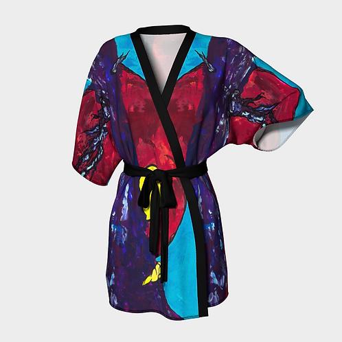 By Sprite Light Kimono Robe