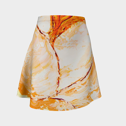 Full Bloom Flared Skirt