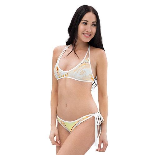 Experiential Blooms Reversible Bikini