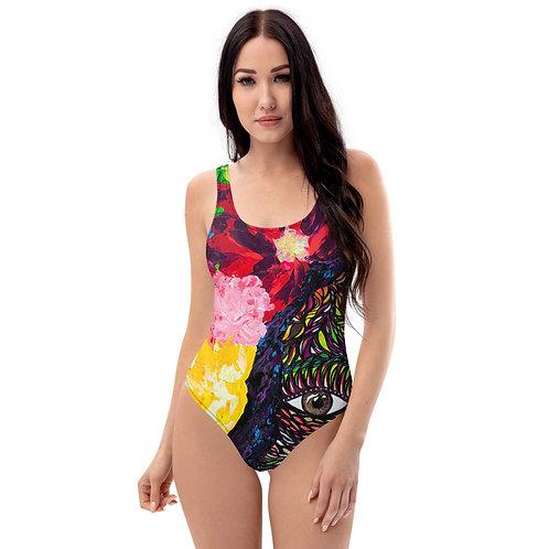 Profunda Selva One-Piece Swimsuit