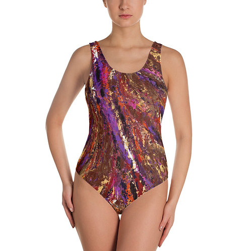 Universal Truth One-Piece Swimsuit