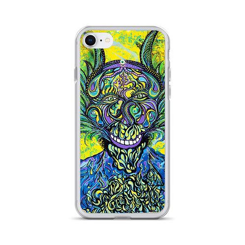 Swirling Sherpa iPhone Case