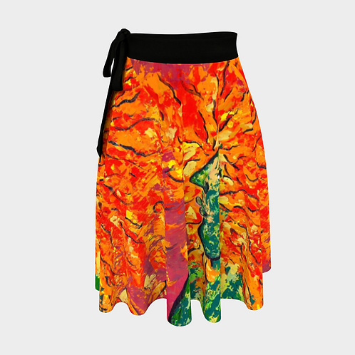 Core Creations Wrap Skirt