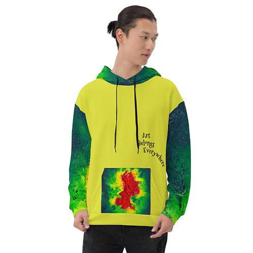 Infrared hoodie