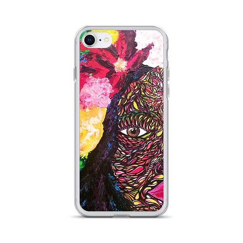 Profunda Selva Art on Purpose iPhone Case