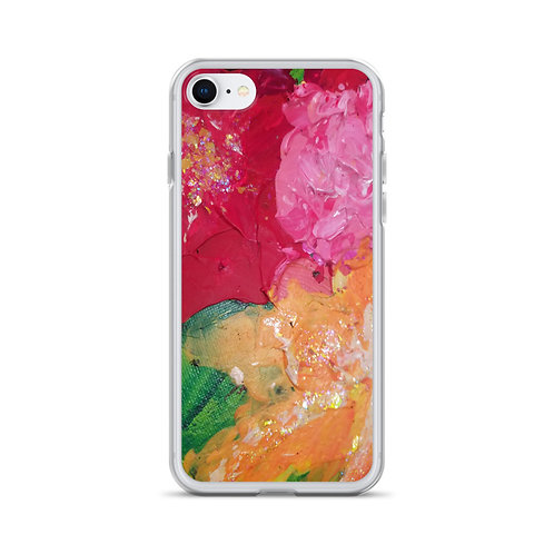 Profunda Floral iPhone Case