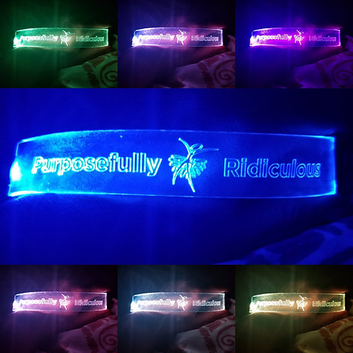 LED Color Changing Bracelet