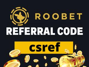"""Roobet Referral Code : """"csref"""" July 2020: """"Promo Code: limit! Amount: 0.50"""""""