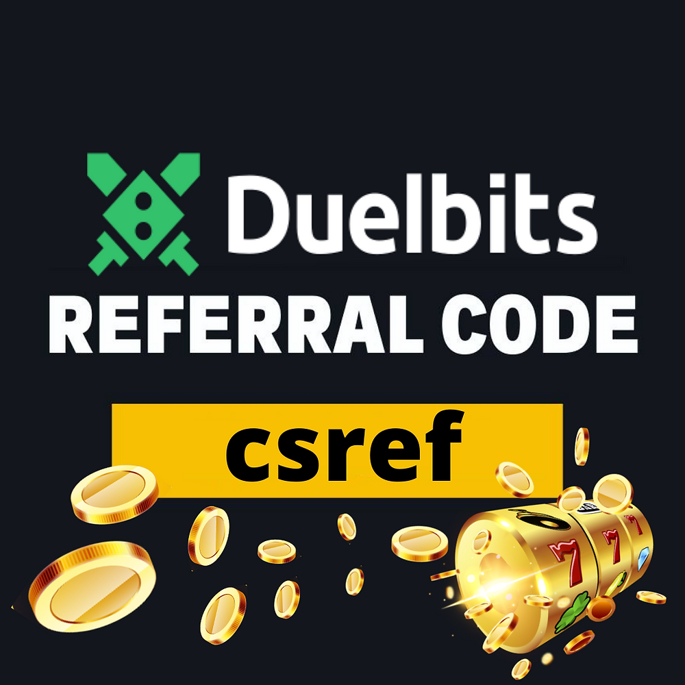 Duelbits referral code