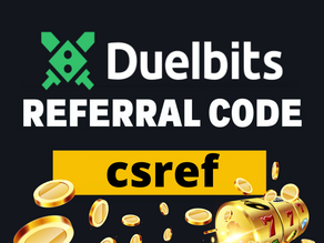 DuelBits Free Duelbits Promo Code: csref 0.50 for free in June 2021