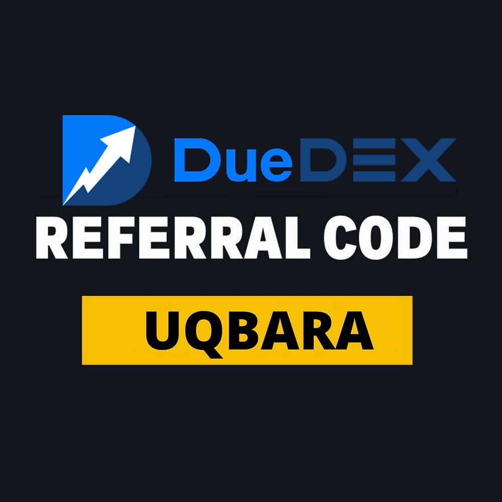 Duedex referral code