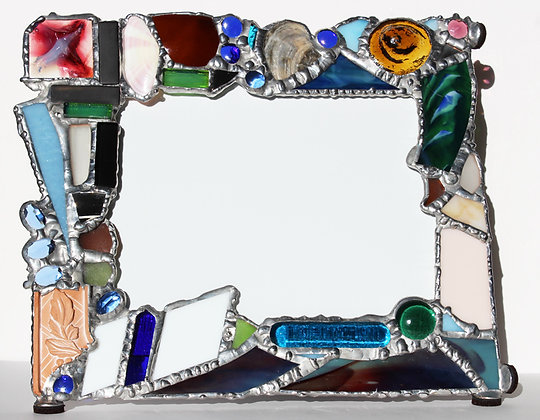 Patchwork Picture Frame