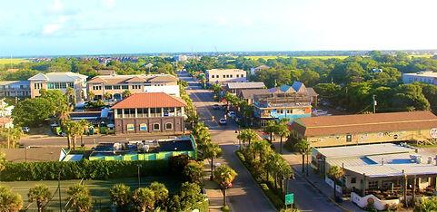 Folly Beach town